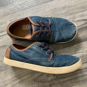 Youth TOMS Paseo Shoes